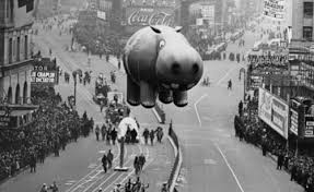 Hippo Macy's Thanksgiving Day Parade
