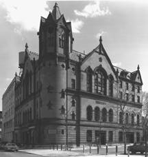 Harlem Court House