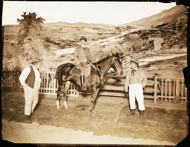 """Plays, """"Way Down East"""". Date: ca. 1898"""
