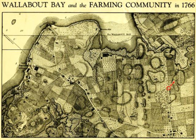 Wallabout Bay pre Brooklyn Navy Yard