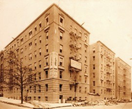 The Will Dan Court, 75 West 190th Street