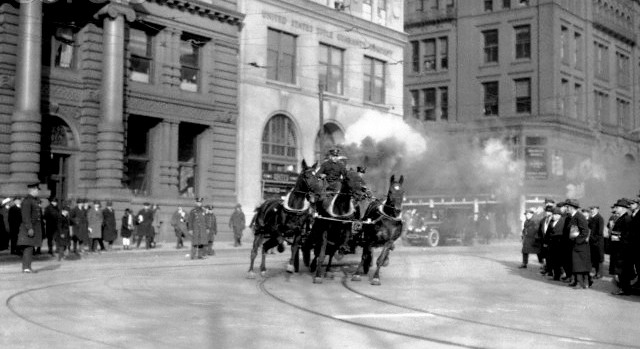 Engine Company No. 205 Brooklyn