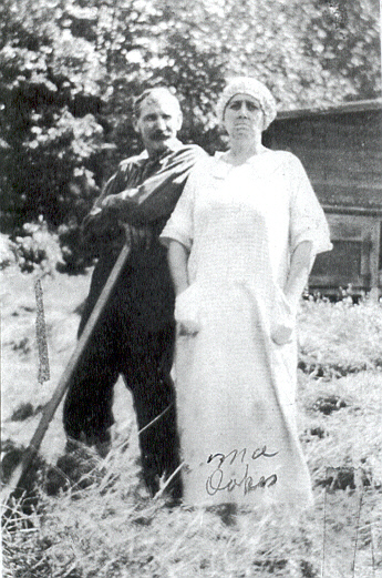 Charles and Jessie Oakes