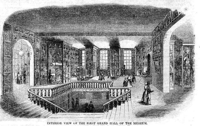 First Grand Hall of the American Museum