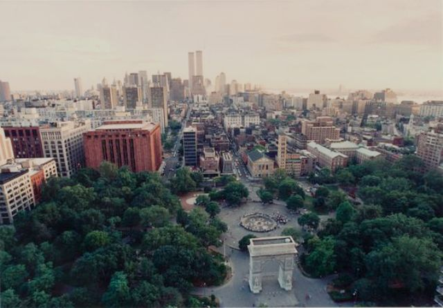WashingtonSquareAerial
