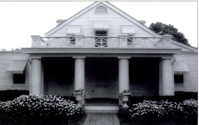J.H. Dolph summer cottage, 21 Academy Lane, Bellport, Long Island