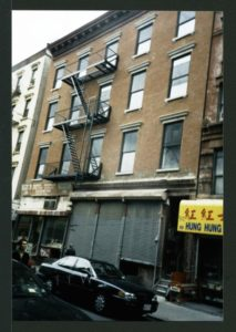 105-107 Eldridge Street Police Station